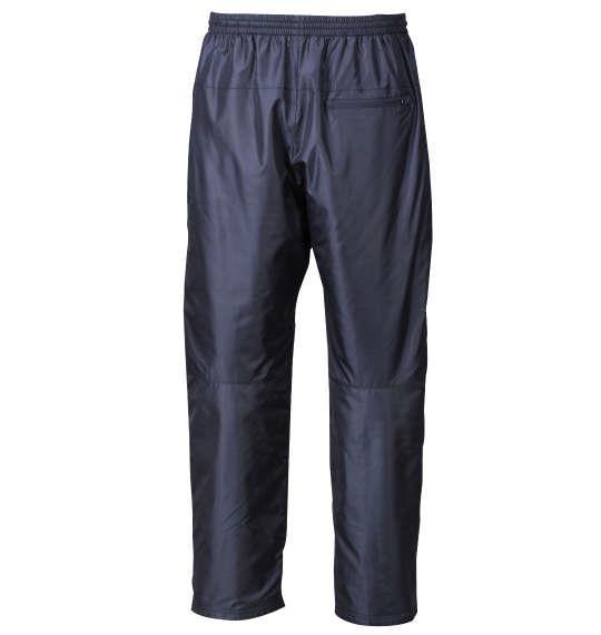 大きいサイズ メンズ UMBRO ラインド ロングパンツ ボトムス ズボン パンツ ネイビー 1176-7331-1 3L 4L 5L 6L