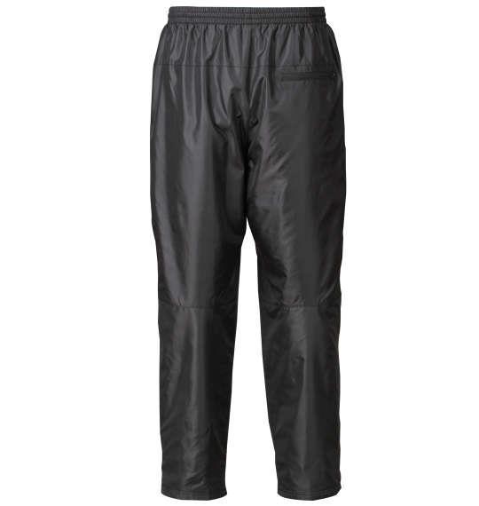大きいサイズ メンズ UMBRO ラインド ロングパンツ ボトムス ズボン パンツ ブラック 1176-7331-2 3L 4L 5L 6L