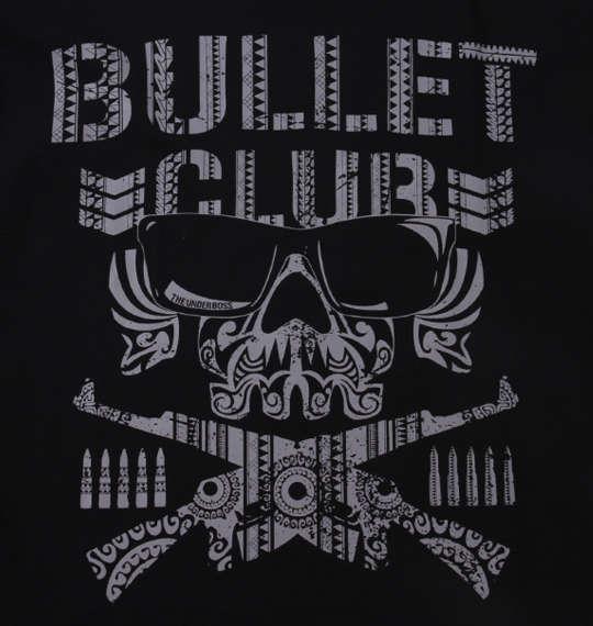 大きいサイズ メンズ 新日本プロレス バッドラック ファレ「BC POLYNESIAN WARRIOR」半袖Tシャツ ブラック 1178-7326-1 3L 4L 5L 6L 8L