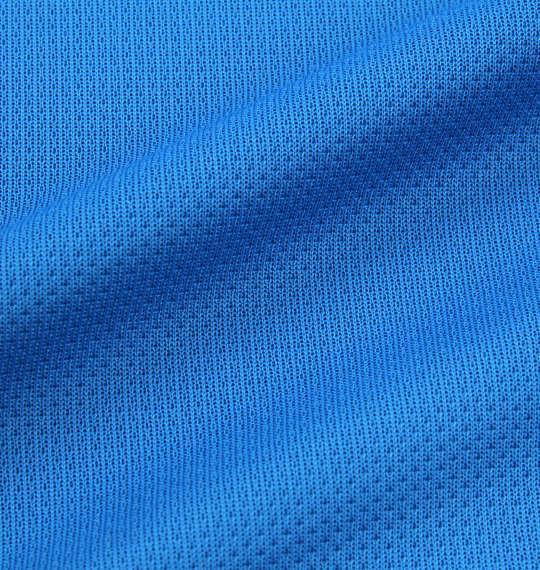 大きいサイズ メンズ DESCENTE クールトランスファー長袖Tシャツ ターコイズ 1178-7330-1 3L 4L 5L 6L