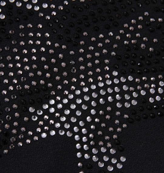 大きいサイズ メンズ Roen grande カモフラ柄ラインストーンフルジップパーカー ブラック 1178-7356-2 3L 4L 5L 6L