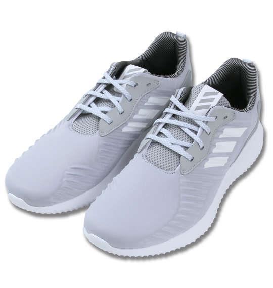 大きいサイズ メンズ シューズ 靴 adidas スニーカー アルファバウンスRC グレー 1140-7353-1 30 31 32 33.5 34.5 35.5