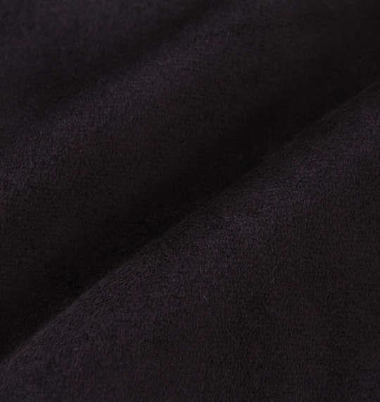 大きいサイズ メンズ PREPS フェイク ムートン スタンドジャケット アウター ジャケット ブラック 1153-7310-2 3L 4L 5L 6L 8L