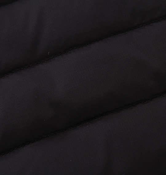 大きいサイズ メンズ H by FIGER 中綿ベスト アウター ブラック 1163-7351-2 3L 4L 5L 6L 8L