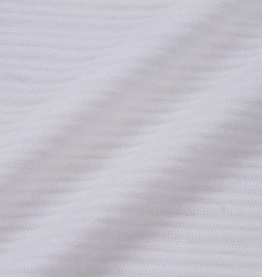 大きいサイズ メンズ Mc.S.P フェイク レイヤード キーネック 長袖 Tシャツ 長袖Tシャツ ホワイト 1158-7641-1 3L 4L 5L 6L 8L