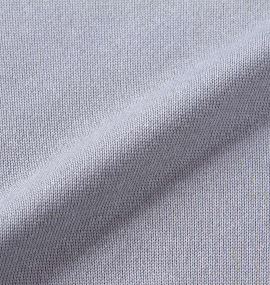 大きいサイズ メンズ Phiten エステル杢裏毛クルートレーナー グレー 1178-7305-1 3L 4L 5L 6L 8L