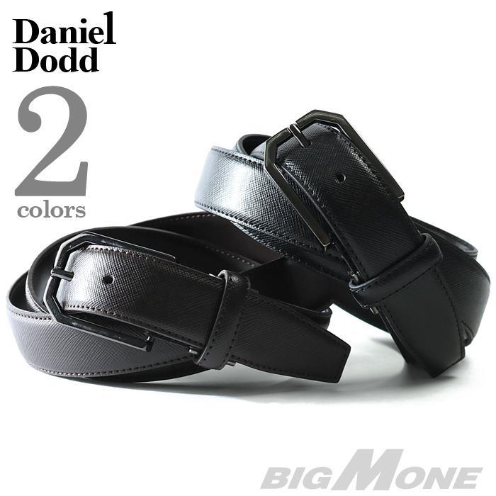 大きいサイズ メンズ DANIEL DODD ビジネス レザー ロング ベルト ロングサイズ azbl-054l