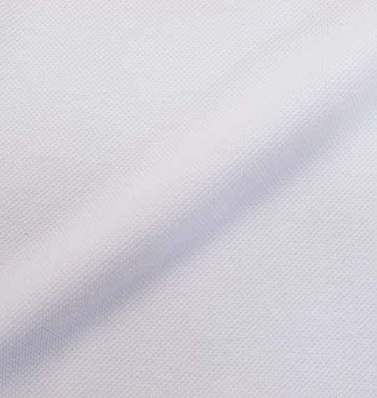 大きいサイズ メンズ Mc.S.P 消臭テープ付 鹿の子 長袖 ポロシャツ ホワイト 1158-8562-1 3L 4L 5L 6L 8L