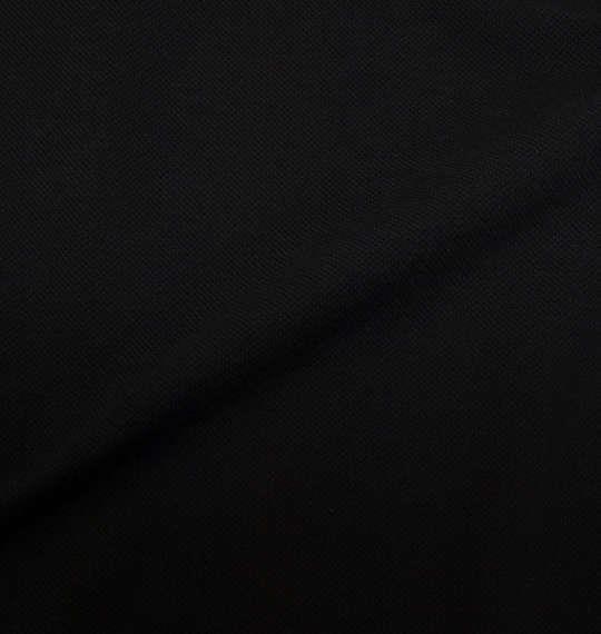 大きいサイズ メンズ Mc.S.P 消臭テープ付 鹿の子 長袖 ポロシャツ ブラック 1158-8562-2 3L 4L 5L 6L 8L