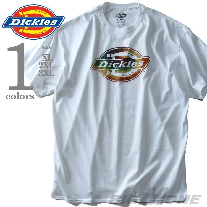大きいサイズ メンズ Dickies ディッキーズ 半袖 Tシャツ グラフィック プリント 半袖 Tシャツ USA 直輸入 dks24193