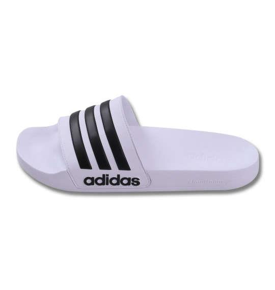 大きいサイズ メンズ adidas サンダル シューズ 靴 CFアディレッタ ランニングホワイト 1140-8211-1 30.5 31.5