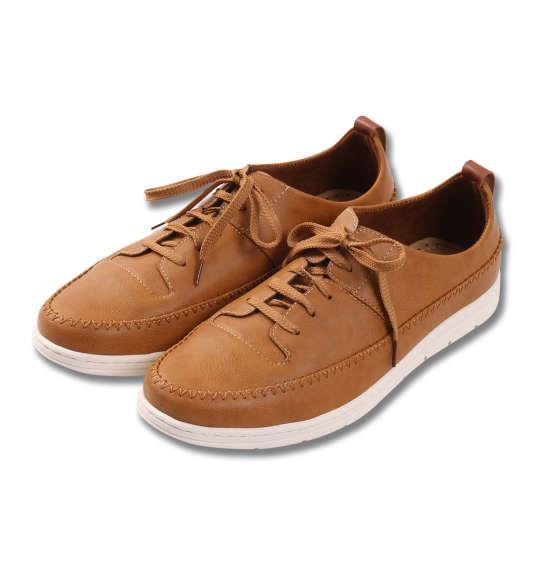 大きいサイズ メンズ シューズ 靴 BCR カジュアルシューズ ライトブラウン 1140-8230-3 30 31