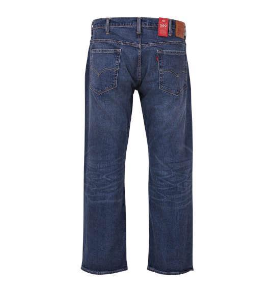 大きいサイズ メンズ Levi's 569ルーズ ストレート デニムパンツ ボトムス ズボン パンツ ジーンズ ジーパン デニム ミッドヴィンテージ 1174-8350-2 38 40 42 44