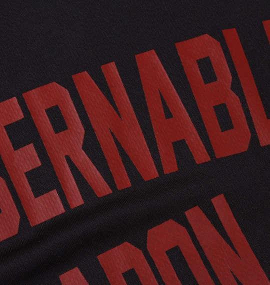 大きいサイズ メンズ 新日本プロレス L I Jベースボールシャツ (3rdモデル/ブラック × レッド) ブラック × レッド 1178-8118-1 3L 4L 5L 6L