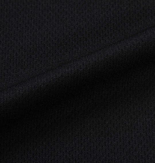大きいサイズ メンズ UMBRO ドライメッシュニット半袖ポロシャツ ブラック 1178-8261-2 3L 4L 5L 6L
