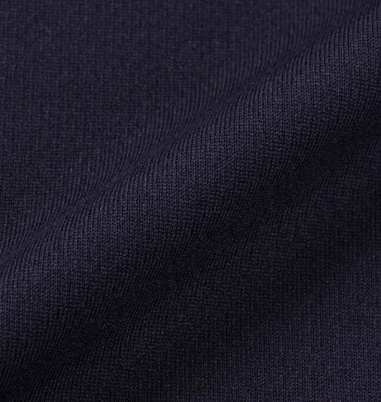 大きいサイズ メンズ Mc.S.P DRY ハニカム メッシュ ボタンダウン 半袖 ポロシャツ ネイビー 1158-8560-3 3L 4L 5L 6L 8L 10L