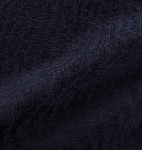 大きいサイズ メンズ Timely Warning スラブ 天竺 花柄 ポケット 半袖 ポロシャツ ネイビー 1158-8551-3 3L 4L 5L 6L