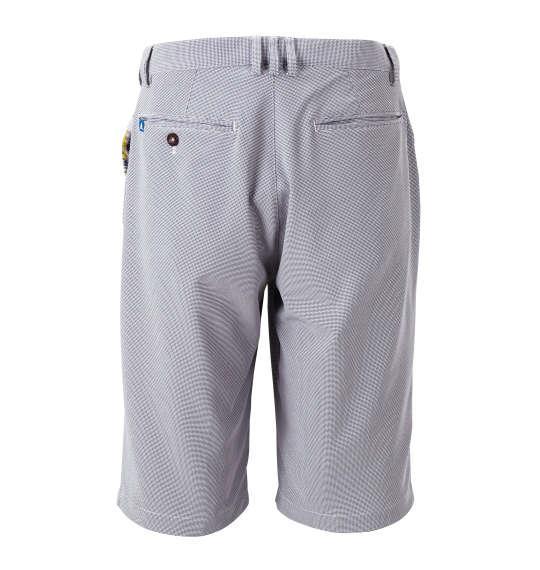 大きいサイズ メンズ adidas golf ジャガードハーフパンツ ボトムス ズボン パンツ 短パン ホワイト 1174-8201-1 100 105 110 115 120 130