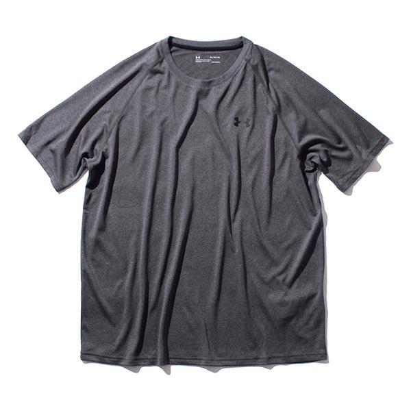 大きいサイズ メンズ UNDER ARMOUR (アンダーアーマー) 半袖スポーツTシャツ USA直輸入 1228539-007
