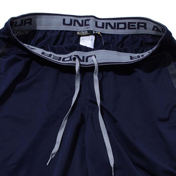 大きいサイズ メンズ UNDER ARMOUR (アンダーアーマー) ショートパンツ TECH MESH USA直輸入 1271940-002