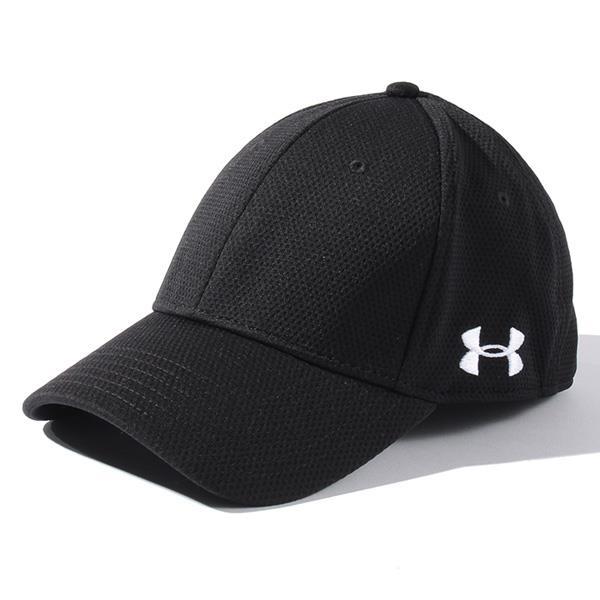 UNDER ARMOUR アンダーアーマー ストレッチフィット キャップ 帽子 USA 直輸入 メンズ 1282154