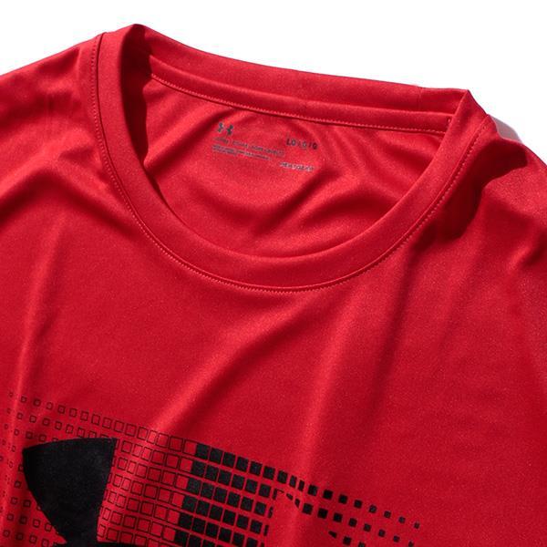 大きいサイズ メンズ UNDER ARMOUR アンダーアーマー 半袖スポーツTシャツ スポーツウェア USA 直輸入 1299742