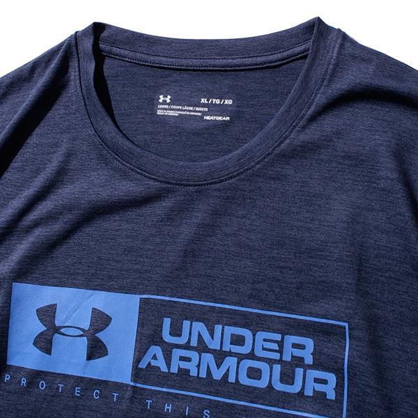 大きいサイズ メンズ UNDER ARMOUR アンダーアーマー 半袖 Tシャツ デザイン 長袖Tシャツ スポーツウェア USA 直輸入 1322794