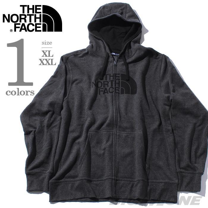 大きいサイズ メンズ THE NORTH FACE ザ ノース フェイス ジャケット アウター フルジップパーカー USA 直輸入 nf0a3cbbdyz