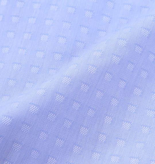 大きいサイズ メンズ HIROKO KOSHINO HOMME ドゥエB.D半袖シャツ ライトブルー 1177-8251-1 3L 4L 5L 6L 7L