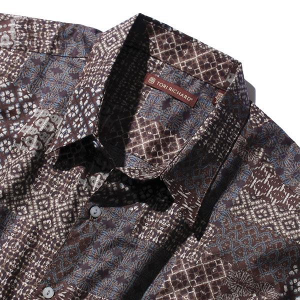 大きいサイズ メンズ TORI RICHARD トリリチャード 半袖 アロハシャツ MADE IN HAWAII 03006453