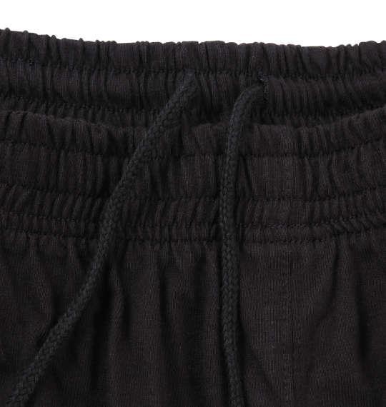 大きいサイズ メンズ 豊天 とんでる美豚 天竺 ハーフパンツ ズボン ボトムス パンツ 短パン ブラック 1154-8240-2 3L 4L 5L 6L