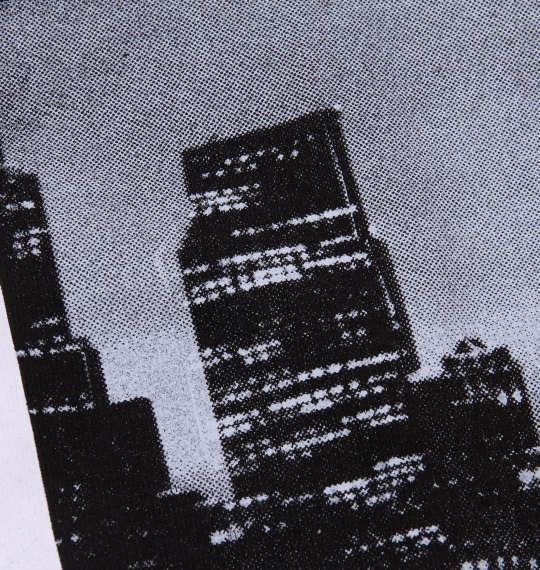 大きいサイズ メンズ SHOCK NINE ロング丈 裾 ペイズリー 切替 半袖 Tシャツ 半袖Tシャツ ブラック 1158-8501-2 3L 4L 5L 6L