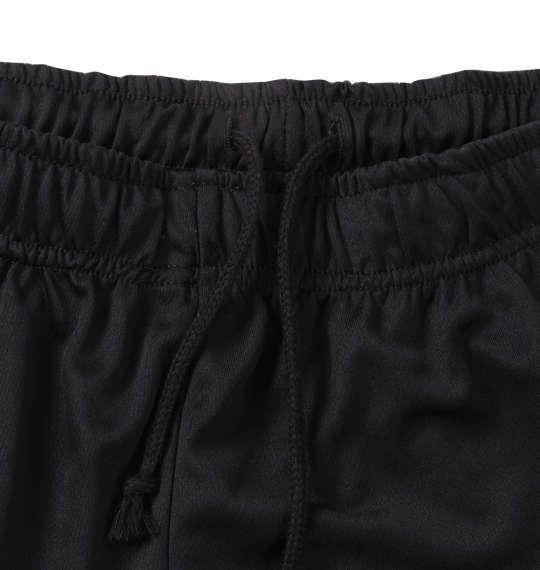 大きいサイズ メンズ Phiten DRYメッシュ × 杢メッシュ ハーフパンツ ボトムス ズボン パンツ 短パン ブラック 1174-8205-2 3L 4L 5L 6L 8L