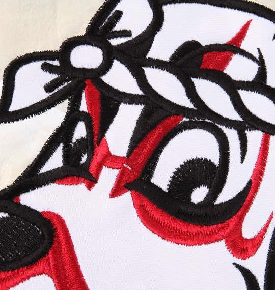 大きいサイズ メンズ GALFY KABUKI 半袖 Tシャツ 半袖Tシャツ ブラック 1158-8527-1 3L 4L 5L 6L