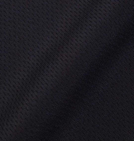 大きいサイズ メンズ NECOBUCHI-SAN DRY メッシュ 半袖 Tシャツ 半袖Tシャツ ブラック 1158-8230-2 3L 4L 5L 6L