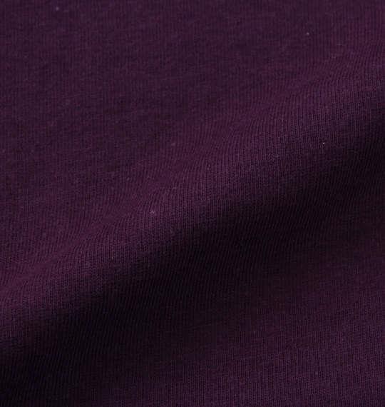 大きいサイズ メンズ PREPS 半袖 Tシャツ 半袖Tシャツ ダークパープル 1158-8591-1 3L 4L 5L 6L 8L