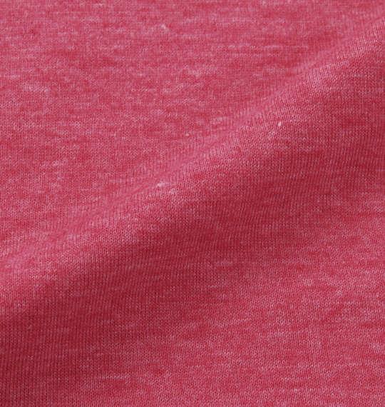 大きいサイズ メンズ PREPS 半袖 Tシャツ 半袖Tシャツ レッド杢 1158-8593-2 3L 4L 5L 6L 8L