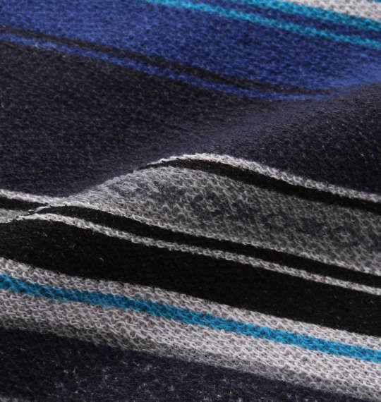 大きいサイズ メンズ OUTDOOR PRODUCTS インレイ 裏毛裏 プリント ハーフパンツ ズボン ボトムス パンツ 短パン ブルーオルテガ 1154-8261-4 3L 4L 5L 6L 8L