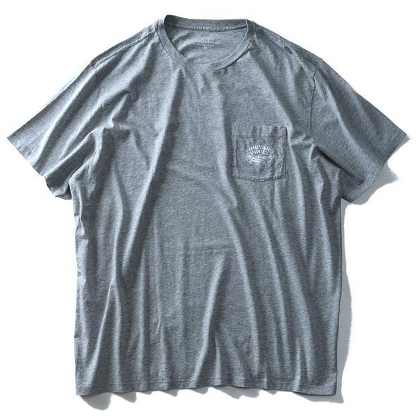 大きいサイズ メンズ Vineyard Vines (ヴィニヤードヴァインズ) ポケット付き半袖プリントTシャツ USA直輸入 1v6066
