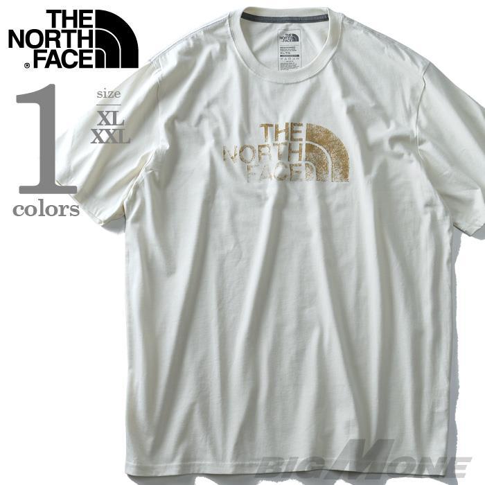 大きいサイズ メンズ THE NORTH FACE ザ ノース フェイス 半袖 プリント Tシャツ USA 直輸入 nf0a3rul8hx