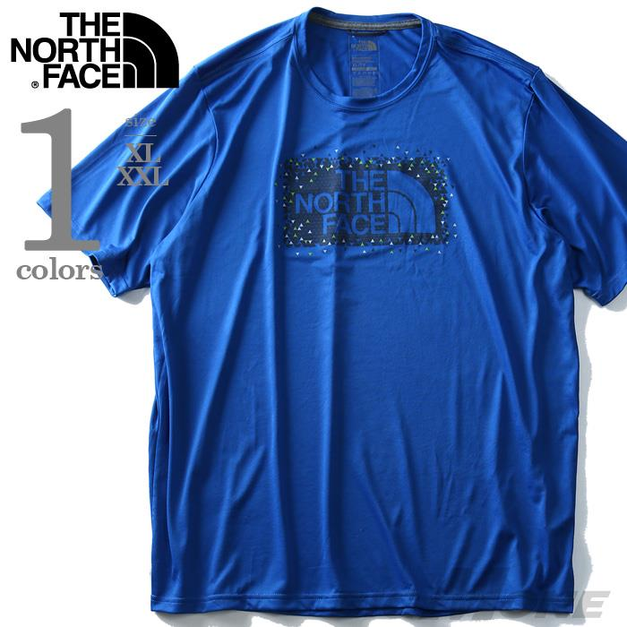 大きいサイズ メンズ THE NORTH FACE ザ ノース フェイス 半袖 プリント Tシャツ USA 直輸入 nf0a3ruprte