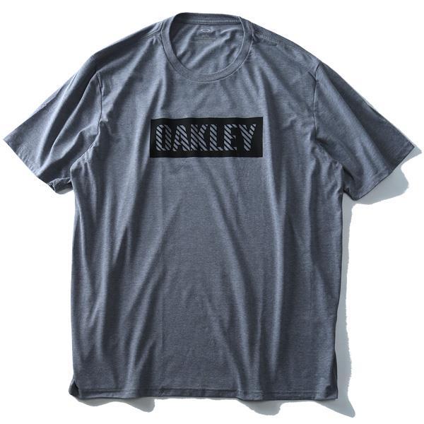 大きいサイズ メンズ OAKLEY オークリー 半袖 プリント Tシャツ USA 直輸入 oky457455