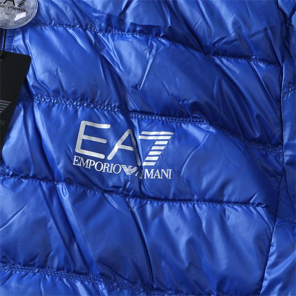 大きいサイズ メンズ EMPORIO ARMANI EA7 エンポリオ アルマーニ イーエーセブン ダウン ジャケット 直輸入品 8npb02-pn29z