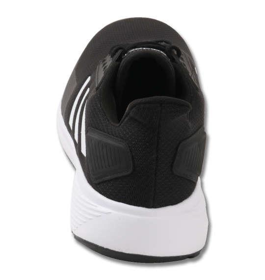 大きいサイズ メンズ adidas スニーカー デュラモ9ワイドM シューズ 靴 コアブラック 1140-8320-1 30 31 32