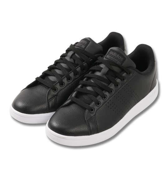 大きいサイズ メンズ adidas スニーカー クラウドフォーム バルクリーン シューズ 靴 コアブラック 1140-8323-2 30 31 32
