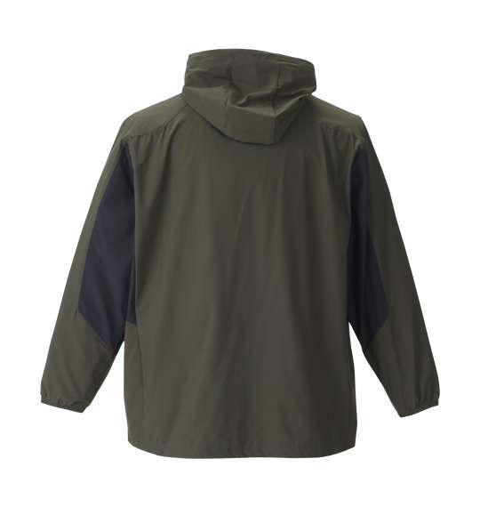 大きいサイズ メンズ LE COQ SPORTIF アウタージャケット ジャンパー ダークローリエ 1173-8310-1 2L 3L 4L 5L 6L