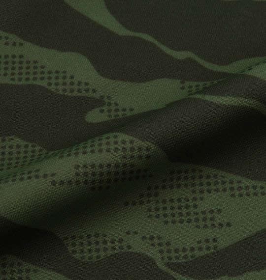 大きいサイズ メンズ adidas カモフラ柄 スウェット パンツ ボトムス ズボン ベースグリーン 1176-8333-1 3XO 4XO 5XO 6XO 7XO 8XO
