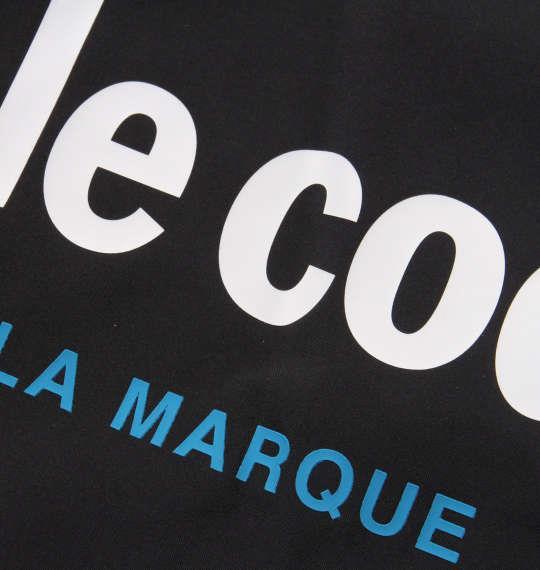 大きいサイズ メンズ LE COQ SPORTIF ウインドジャケット 長袖 アウター ジャケット ブラック 1176-8350-2 2L 3L 4L 5L 6L