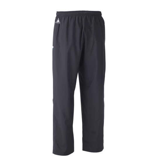 大きいサイズ メンズ LE COQ SPORTIF ウインドロングパンツ ボトムス ズボン パンツ ブラック 1176-8351-2 2L 3L 4L 5L 6L