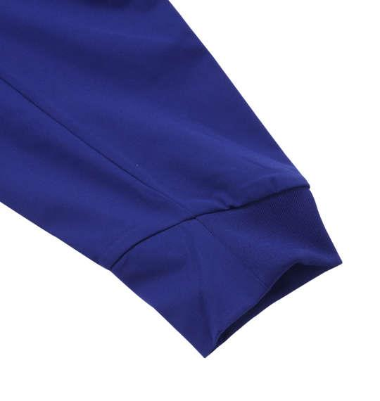 大きいサイズ メンズ DESCENTE タフクロスフーデッドジャケット ブルー 1178-8301-1 3L 4L 5L 6L